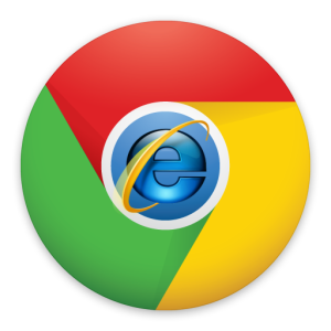 Ie-in-chrome